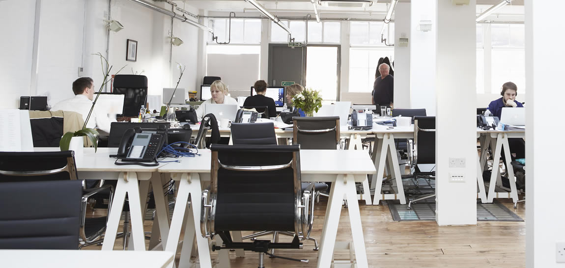 london city workspace