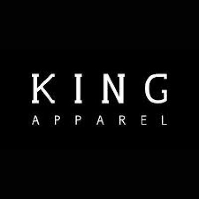 King Aparel logo