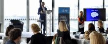 Mayor Sadiq Kahn speaking at London BIDs Summit